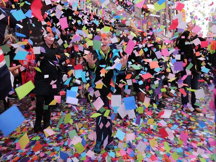 Cañon Confetti